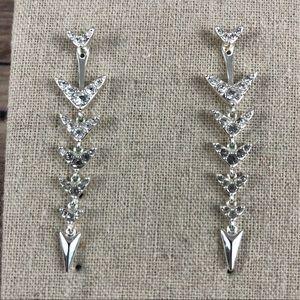 Arrow Drop Earrings from Stella & Dot